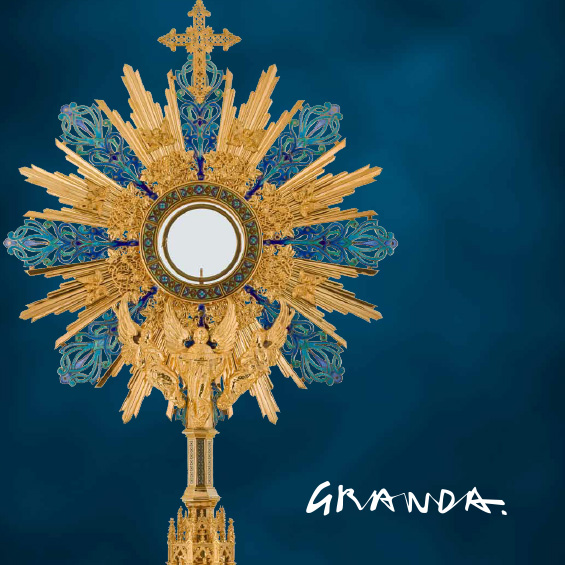 Adoration Chapels and Monstrances